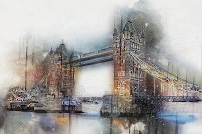 Découverte de l'art à Londres