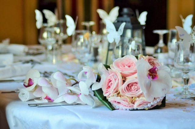 L'art réaliser une décoration champêtre pour son mariage ?