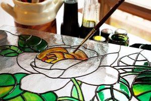 l'art s'invite chez nous