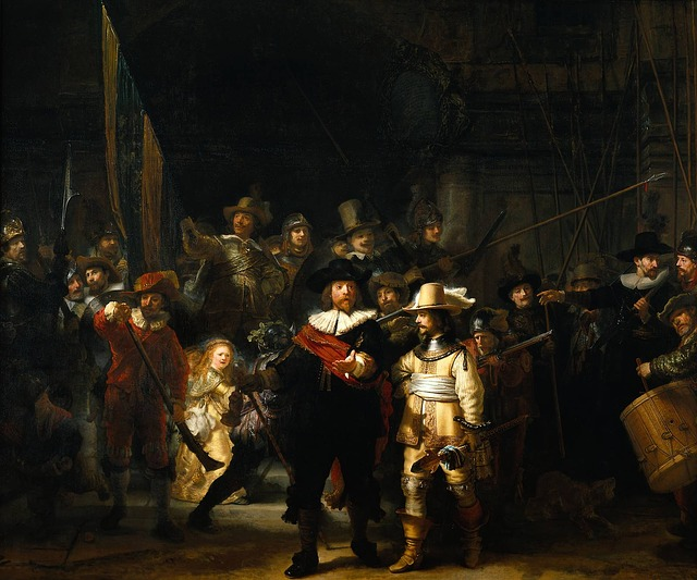 Biographie de Rembrandt à travers son art