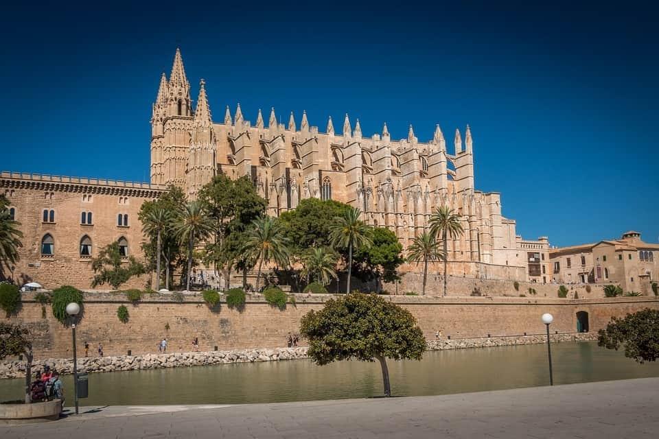 Découvrez les endroits merveilleux de Palma de Majorque